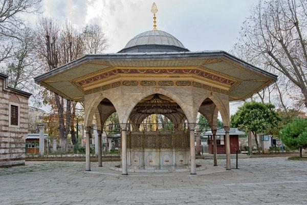 متحف ايا صوفيا في اسطنبول