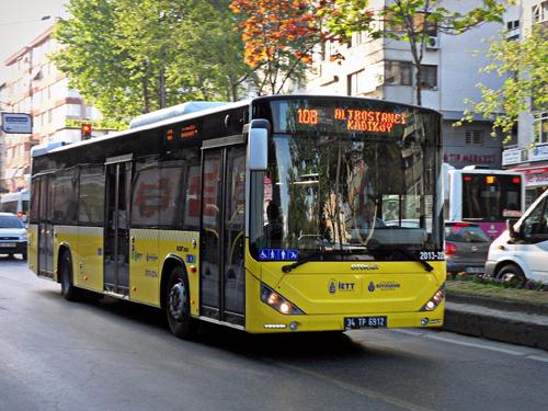 المواصلات في اسطنبول