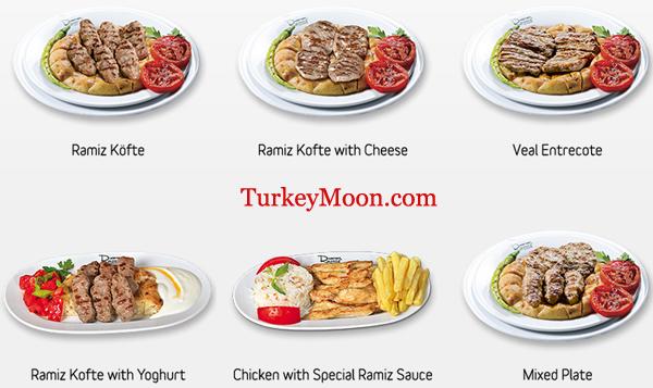 مطعم كفتجي رامز في اسطنبول