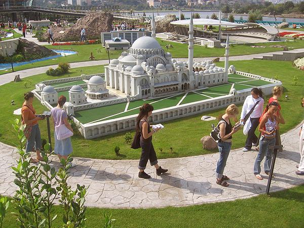 حديقة مينيا تورك اسطنبول