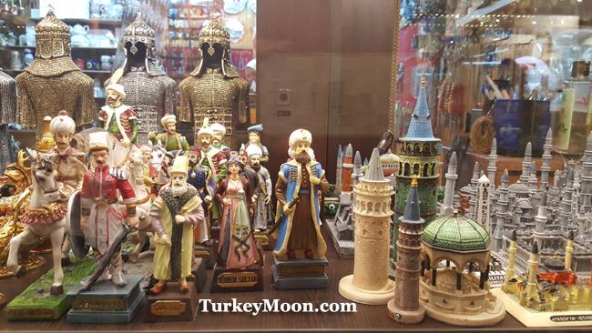 سوق اراستا بازار في السلطان احمد