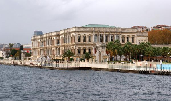 قصر سيراجان بالاس اسطنبول
