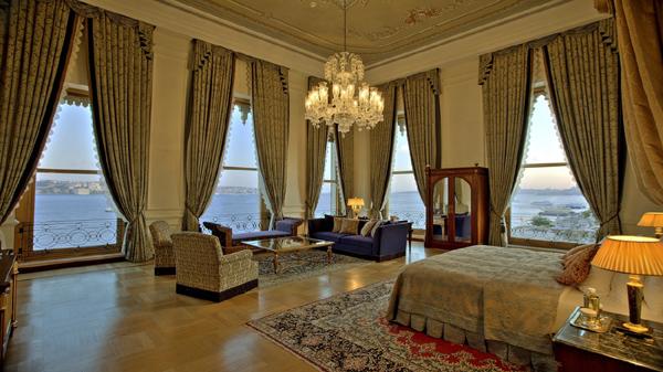 فندق وقصر سيراجان بالاس كمبنسكي اسطنبول
