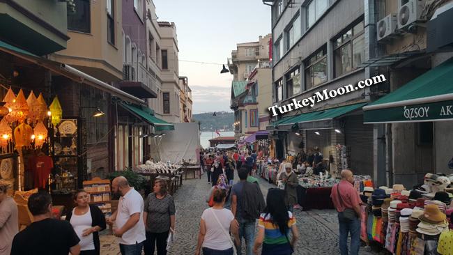 منطقة اورتاكوي في اسطنبول