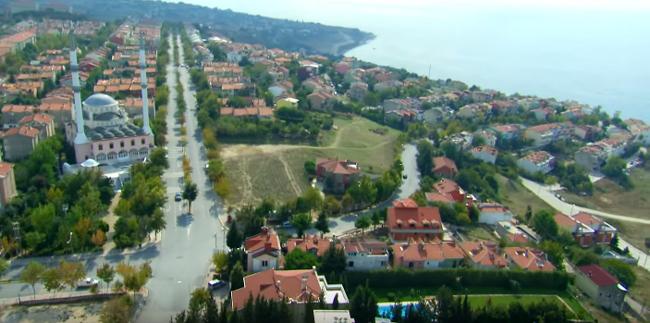 منطقة بيليك دوزو في اسطنبول