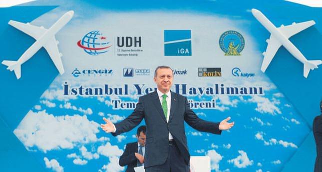 المطار الثالث في اسطنبول