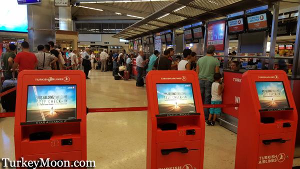 مطار صبيحة في اسطنبول
