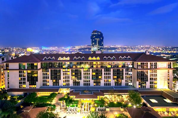 فندق جراند حياة اسطنبول تقسيم