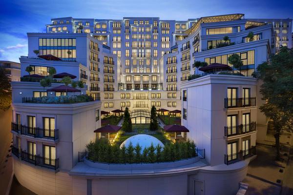 فندق سي في كي البوسفور من افضل فنادق اسطنبول تقسيم