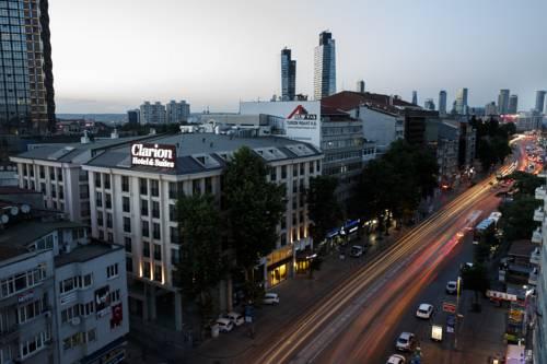 فندق جراند اراس اسطنبول