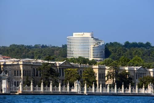فندق كونراد اسطنبول