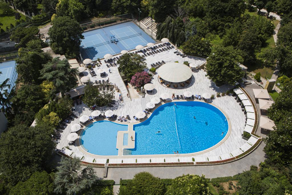 فندق هيلتون اسطنبول البسفور