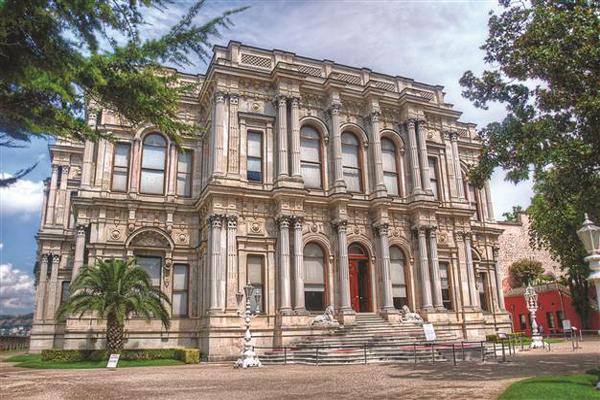 قصر بيلار بيه في اسطنبول