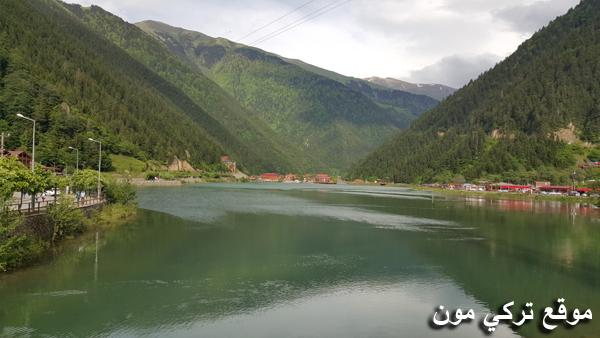 بحيرة اوزنجول القريبة من فندق دوغا اوزنجول