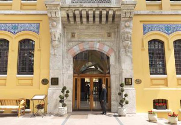 فندق فور سيزون اسطنبول السلطان احمد