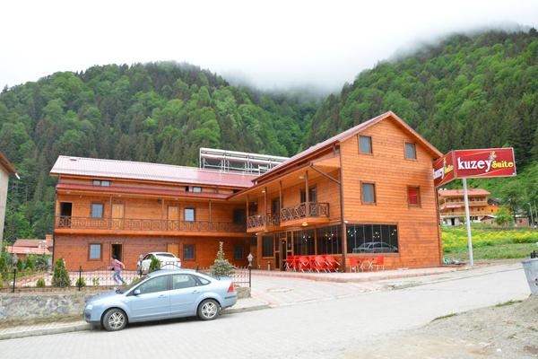 فندق كوزي سويت شقق فندقية في اوزنجول