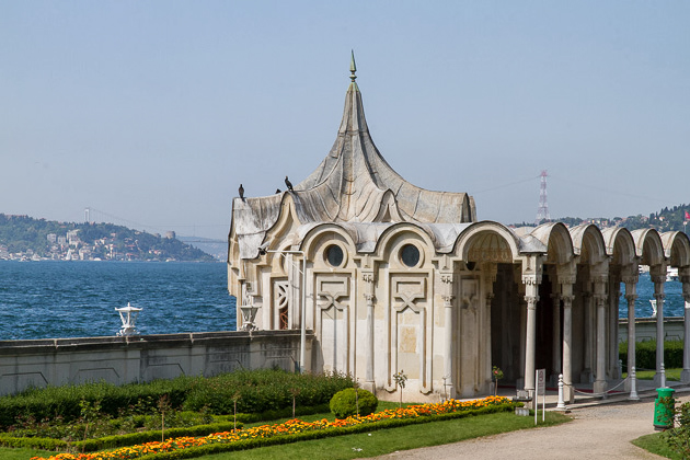 قصر بيلار بالاس في اسطنبول