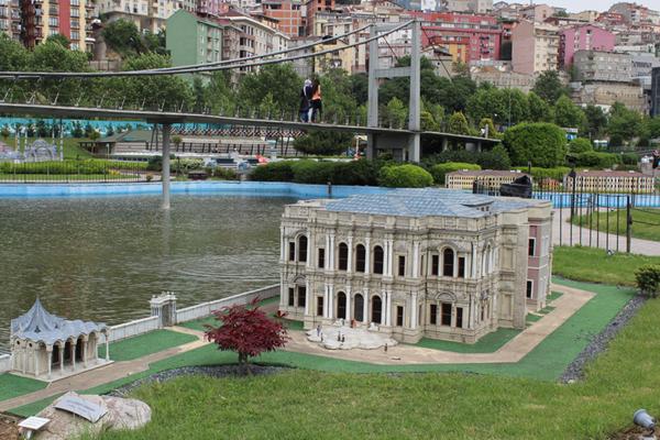 قصر بيلار بالاس اسطنبول منطقة اسكودار