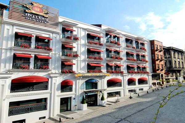 فندق دوسو دوسي اسطنبول السلطان احمد